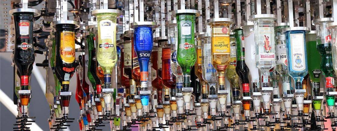 美国烈酒行业利用工业4.0来提高投资回报率